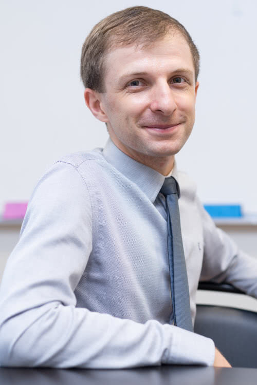 Emilien Heraud, Academic Director of Modulo Language School's Central Rama 9 branch